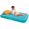 Кровать Надувная для детей, с надувной подушкой (арт.48771)