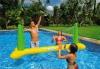 Волейбольная сетка, с мячом 241x61x81см арт.5502