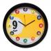 Часы настенные SN5027 пластик 29,5см (круг)